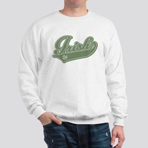 Irish [Baseball Style] Sweatshirt